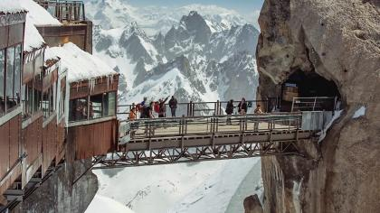 Aguille du Midi Bridge